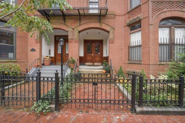 5 Durham St #1, Boston, MA 02115 (MLS #72479866) :: ERA Russell Realty Group