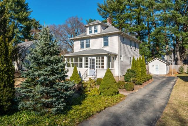 387 Weston Road, Wellesley, MA 02482 (MLS #72479947) :: The Gillach Group