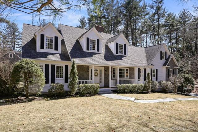 2 Whispering Pines Drive, Andover, MA 01810 (MLS #72480042) :: Apple Country Team of Keller Williams Realty