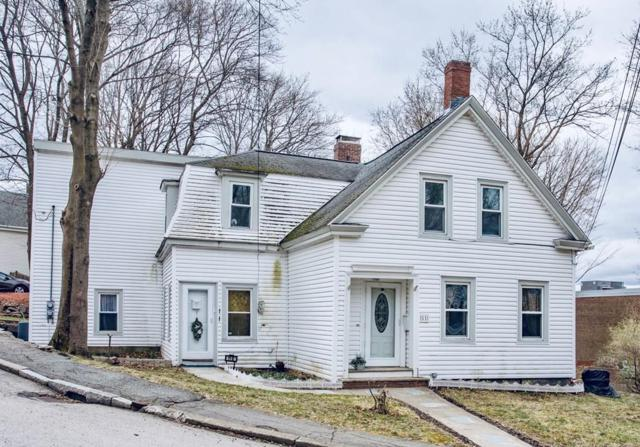 11 Tremont St, Weymouth, MA 02188 (MLS #72480444) :: Charlesgate Realty Group