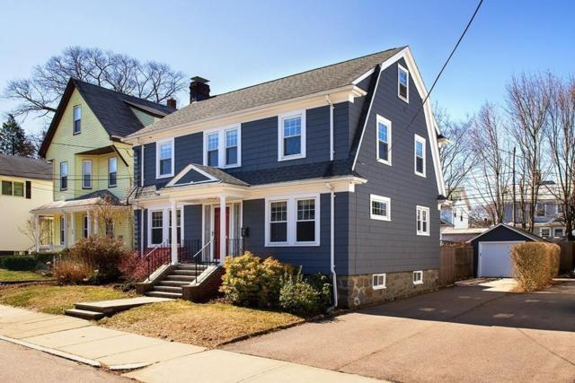 44 Westover St, Boston, MA 02132 (MLS #72480462) :: The Muncey Group