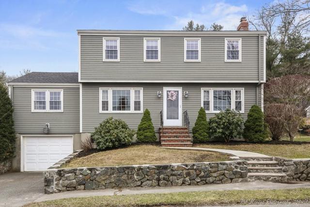 33 Berrywood Lane, Beverly, MA 01915 (MLS #72480654) :: Primary National Residential Brokerage