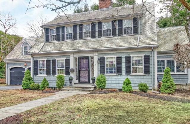 210 Varick Rd, Newton, MA 02468 (MLS #72480802) :: Trust Realty One