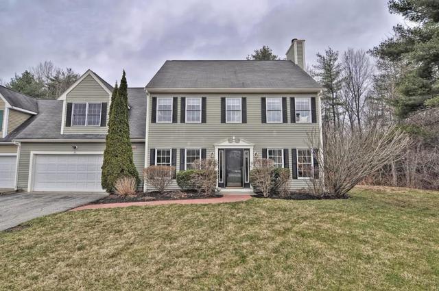 35 Pintail Rd #35, Walpole, MA 02081 (MLS #72481027) :: Westcott Properties