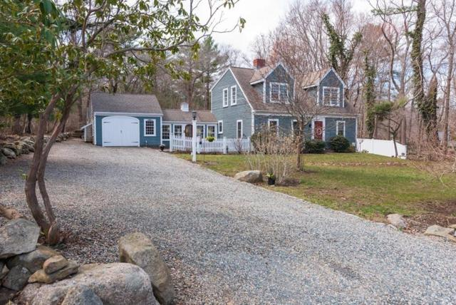 321 Old Main St., Marshfield, MA 02050 (MLS #72481207) :: Kinlin Grover Real Estate