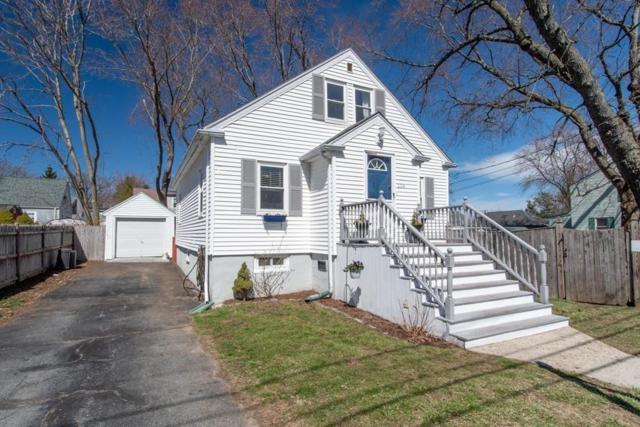 104 Commonwealth Avenue, Dedham, MA 02026 (MLS #72481311) :: The Muncey Group
