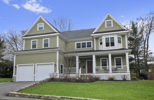18 Colgate Rd, Needham, MA 02492 (MLS #72481355) :: The Gillach Group