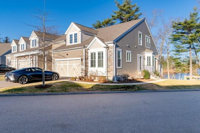 22 Iris Court #30, Canton, MA 02021 (MLS #72481375) :: Apple Country Team of Keller Williams Realty