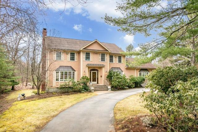52 Cranberry Lane, Needham, MA 02492 (MLS #72481675) :: The Gillach Group