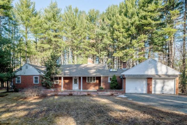 727 South Ave, Weston, MA 02493 (MLS #72481993) :: Apple Country Team of Keller Williams Realty