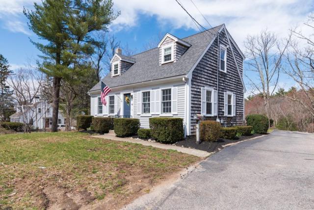 167 Whiting Street, Hingham, MA 02043 (MLS #72482006) :: Compass Massachusetts LLC