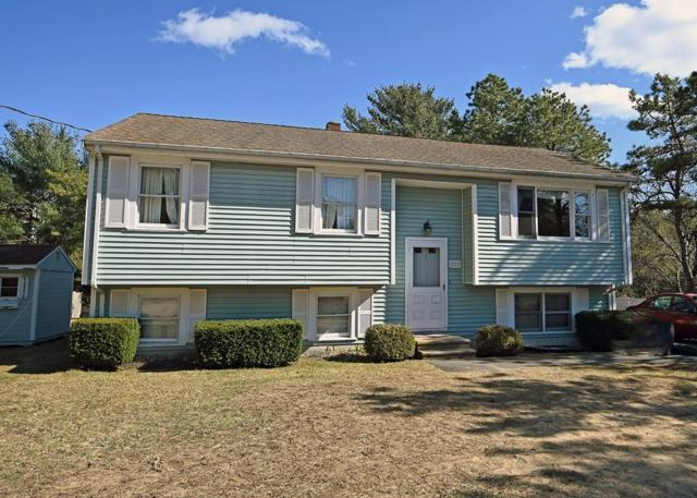 227 Charge Pond Rd, Wareham, MA 02571 (MLS #72482009) :: Exit Realty