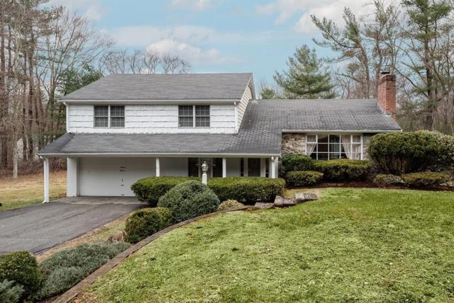 711 South Ave, Weston, MA 02493 (MLS #72482117) :: Apple Country Team of Keller Williams Realty