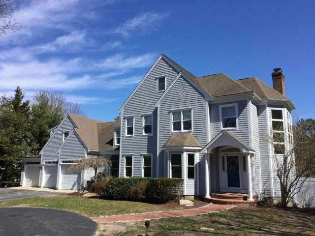 15 Paddock Cir, Falmouth, MA 02536 (MLS #72482187) :: The Russell Realty Group