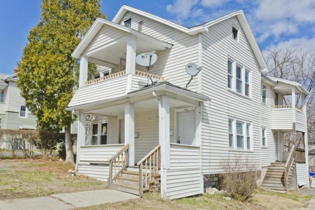 11-15 Braddock Street, Springfield, MA 01109 (MLS #72482294) :: Apple Country Team of Keller Williams Realty