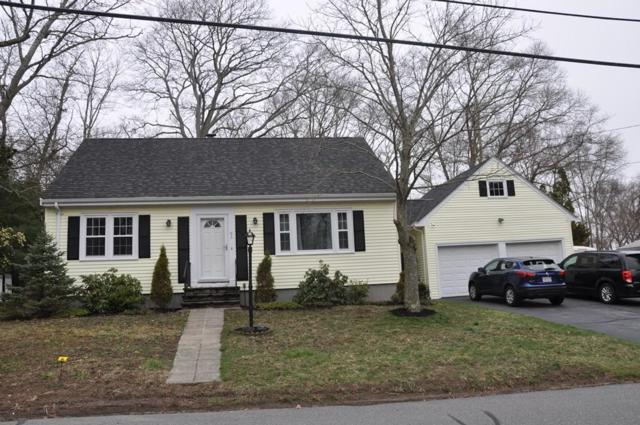 93 Lexington Ave, Dartmouth, MA 02747 (MLS #72482360) :: Trust Realty One