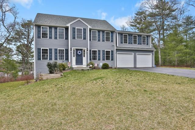 249 Little Sandy Pond Rd., Plymouth, MA 02360 (MLS #72482495) :: Anytime Realty