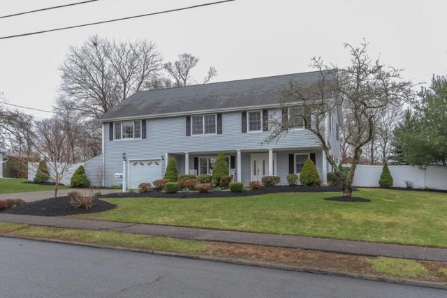 12 Sherwood Avenue, Danvers, MA 01923 (MLS #72482599) :: Westcott Properties