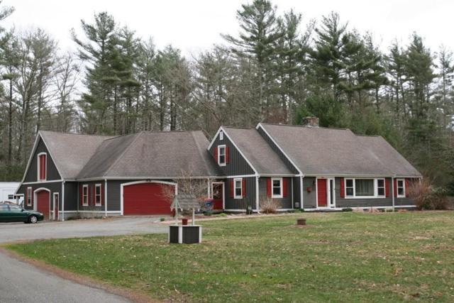 980 Walnut Plain Rd, Rochester, MA 02770 (MLS #72482670) :: Apple Country Team of Keller Williams Realty