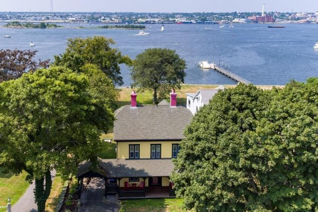 16 Fort St, Fairhaven, MA 02719 (MLS #72482982) :: Trust Realty One