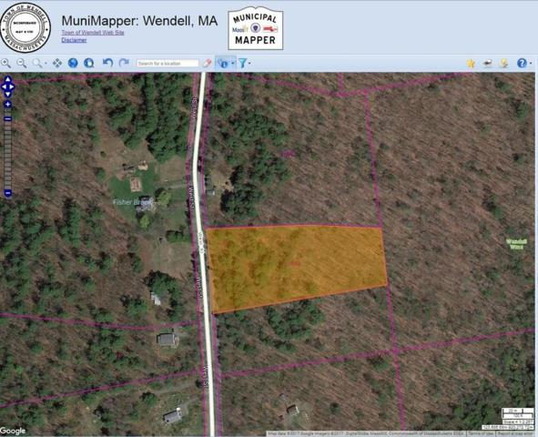 Lot 3 West St, Wendell, MA 01379 (MLS #72483047) :: Apple Country Team of Keller Williams Realty