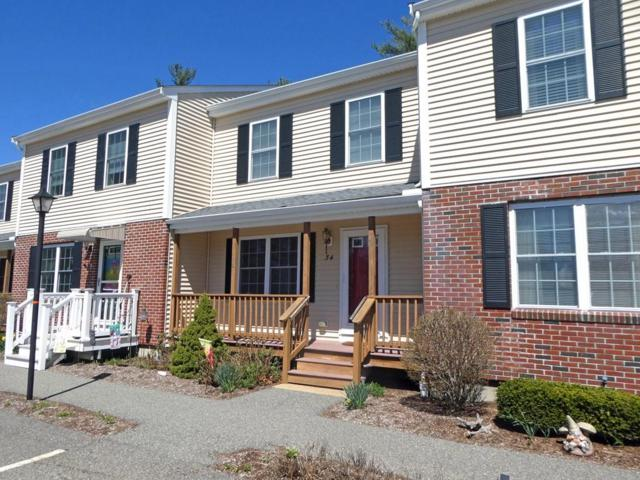 34 Ridge Drive #34, Middleboro, MA 02346 (MLS #72483174) :: Primary National Residential Brokerage