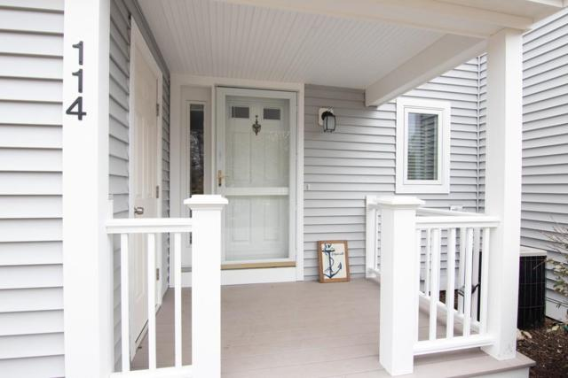 114 Westcliff #114, Plymouth, MA 02360 (MLS #72483212) :: Kinlin Grover Real Estate