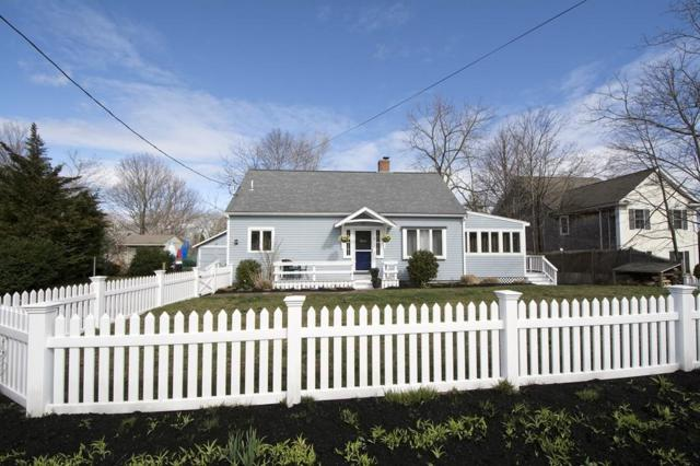 9 Riverview Place, Scituate, MA 02066 (MLS #72483258) :: Mission Realty Advisors