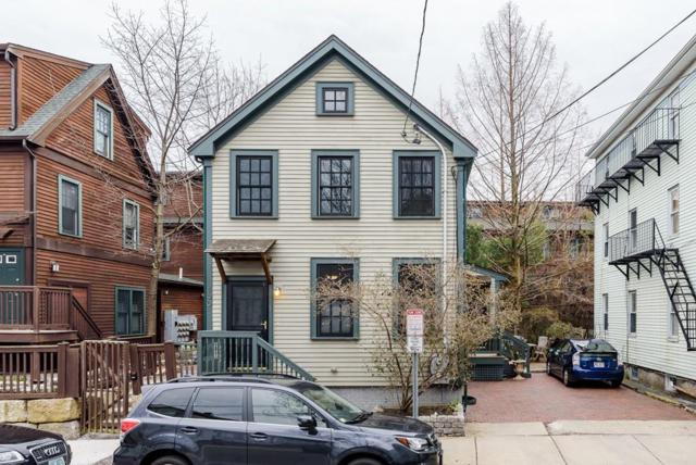 190 Tremont Street #1, Somerville, MA 02143 (MLS #72483260) :: Charlesgate Realty Group
