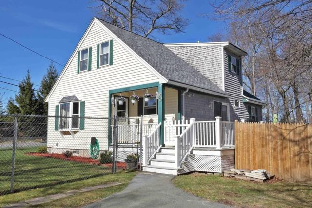 60 Longfellow St, Dartmouth, MA 02747 (MLS #72483403) :: Trust Realty One