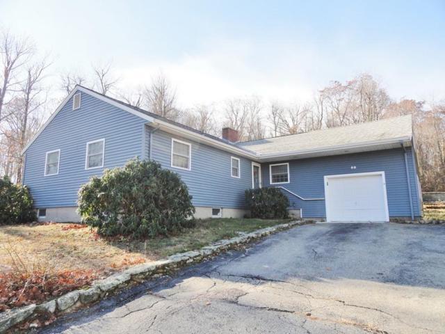89 Glenwood Rd, Rutland, MA 01543 (MLS #72483607) :: Vanguard Realty