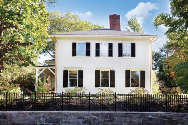 138 High St, Brookline, MA 02445 (MLS #72483726) :: Revolution Realty