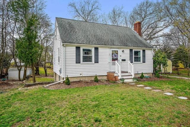 15 Off Station St, Weymouth, MA 02189 (MLS #72483833) :: Apple Country Team of Keller Williams Realty