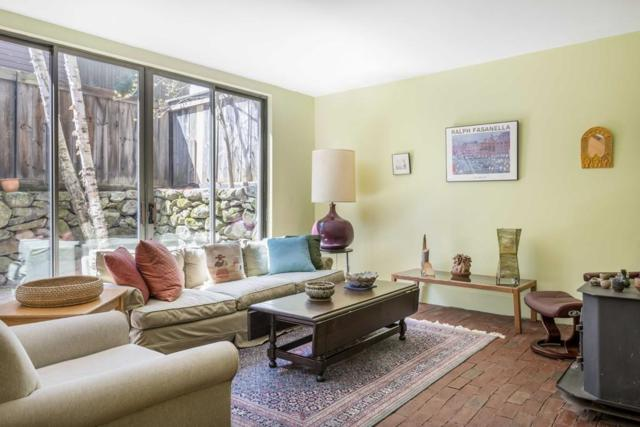 4 Sparks Place #4, Cambridge, MA 02138 (MLS #72483871) :: Vanguard Realty