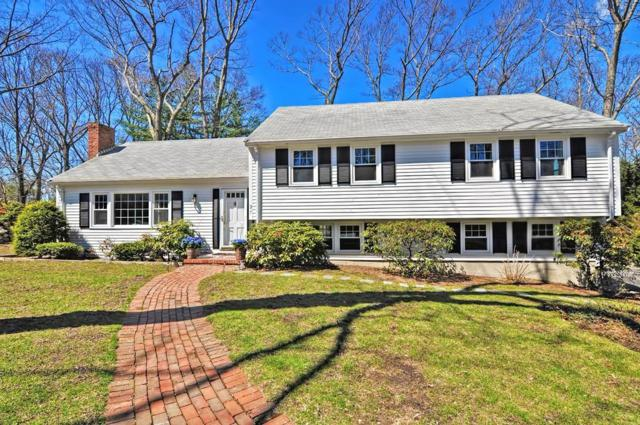 27 Mayflower Rd, Winchester, MA 01890 (MLS #72483878) :: Westcott Properties