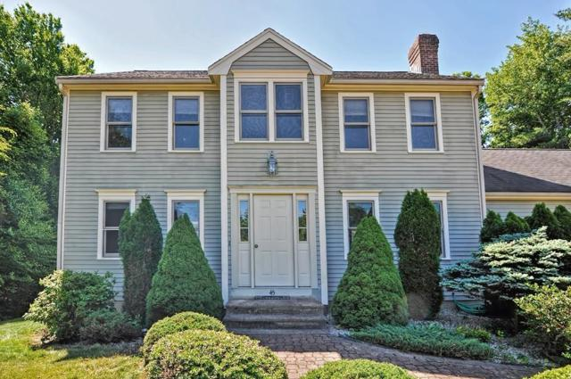 45 Downs Rd, Douglas, MA 01516 (MLS #72483932) :: Apple Country Team of Keller Williams Realty
