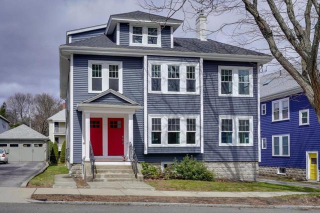 71 Highland Ave. #2, Arlington, MA 02476 (MLS #72483957) :: Compass Massachusetts LLC