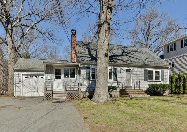 25 Colburn St, Dedham, MA 02026 (MLS #72484070) :: The Muncey Group