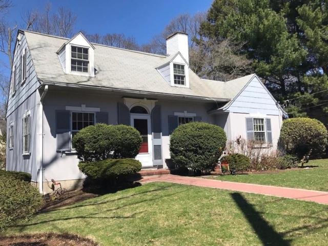 6 Oldham Rd, Newton, MA 02465 (MLS #72484114) :: Revolution Realty