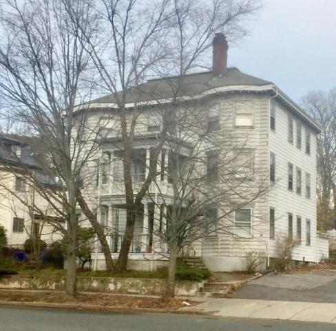 34 Park Street, Newton, MA 02458 (MLS #72484311) :: The Gillach Group