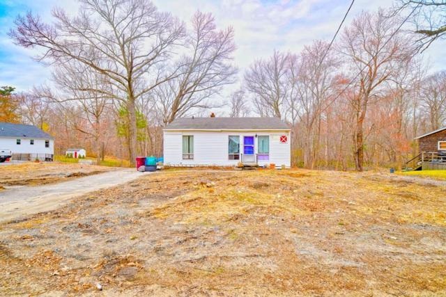 44 East St, Sharon, MA 02067 (MLS #72484377) :: Trust Realty One