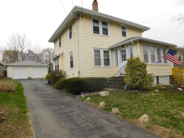 30 Pontiac Road, Quincy, MA 02169 (MLS #72484500) :: Trust Realty One