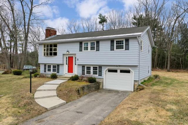 5 Fraser Dr, Acton, MA 01720 (MLS #72484527) :: Apple Country Team of Keller Williams Realty
