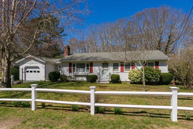 5 Clark Road, Bourne, MA 02562 (MLS #72484552) :: Charlesgate Realty Group