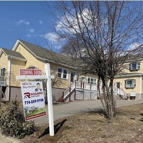 731 N Montello St #4, Brockton, MA 02301 (MLS #72484559) :: Compass Massachusetts LLC