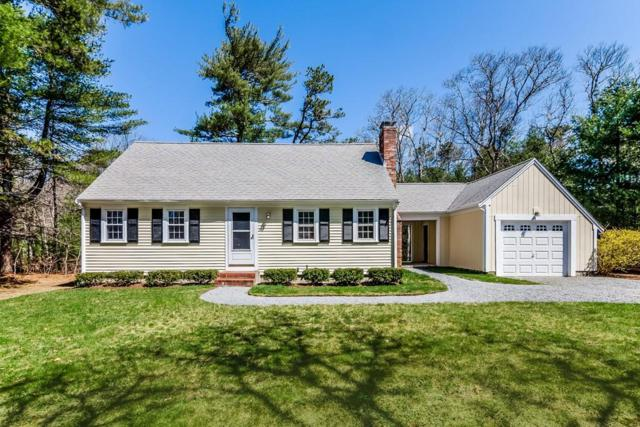 140 Red Brook Road, Falmouth, MA 02536 (MLS #72484603) :: Vanguard Realty