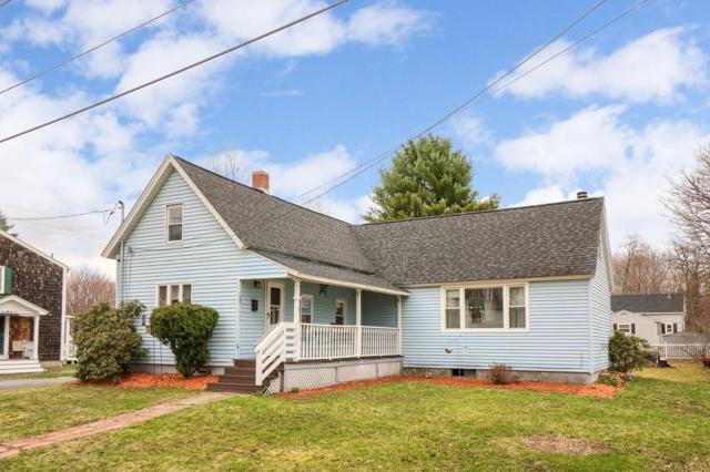 23 Pine St, Winchendon, MA 01475 (MLS #72484757) :: Apple Country Team of Keller Williams Realty