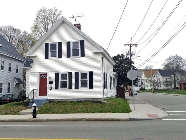 291 Pleasant St, Brockton, MA 02301 (MLS #72484872) :: ERA Russell Realty Group