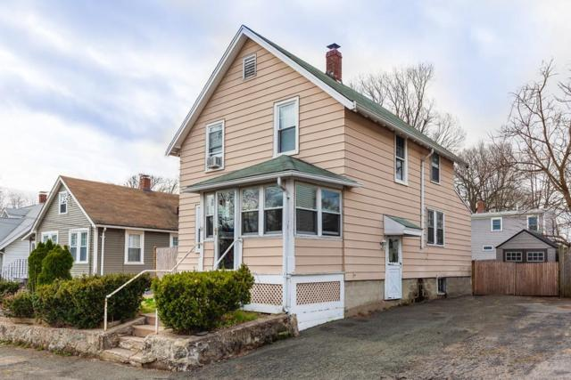 37 Farrington Ave, Dedham, MA 02026 (MLS #72484926) :: The Muncey Group
