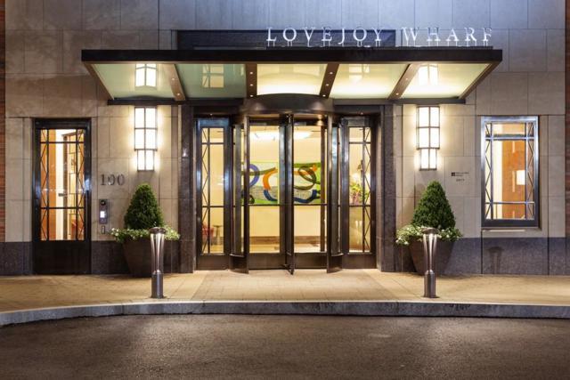 100 Lovejoy Wharf 9G, Boston, MA 02114 (MLS #72485078) :: Charlesgate Realty Group